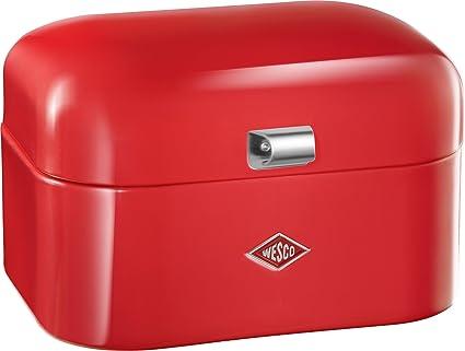 Wesco 235101-02 - Panera pequeña, color rojo