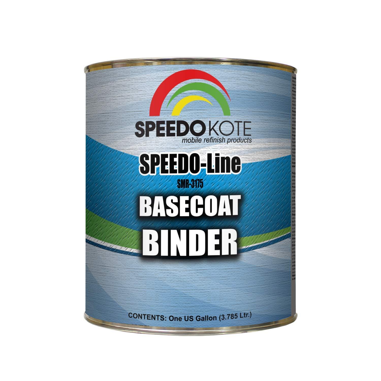 Speedokote Basecoat Binder for automotive base coat, One Gallon SMR-3175 by Speedokote