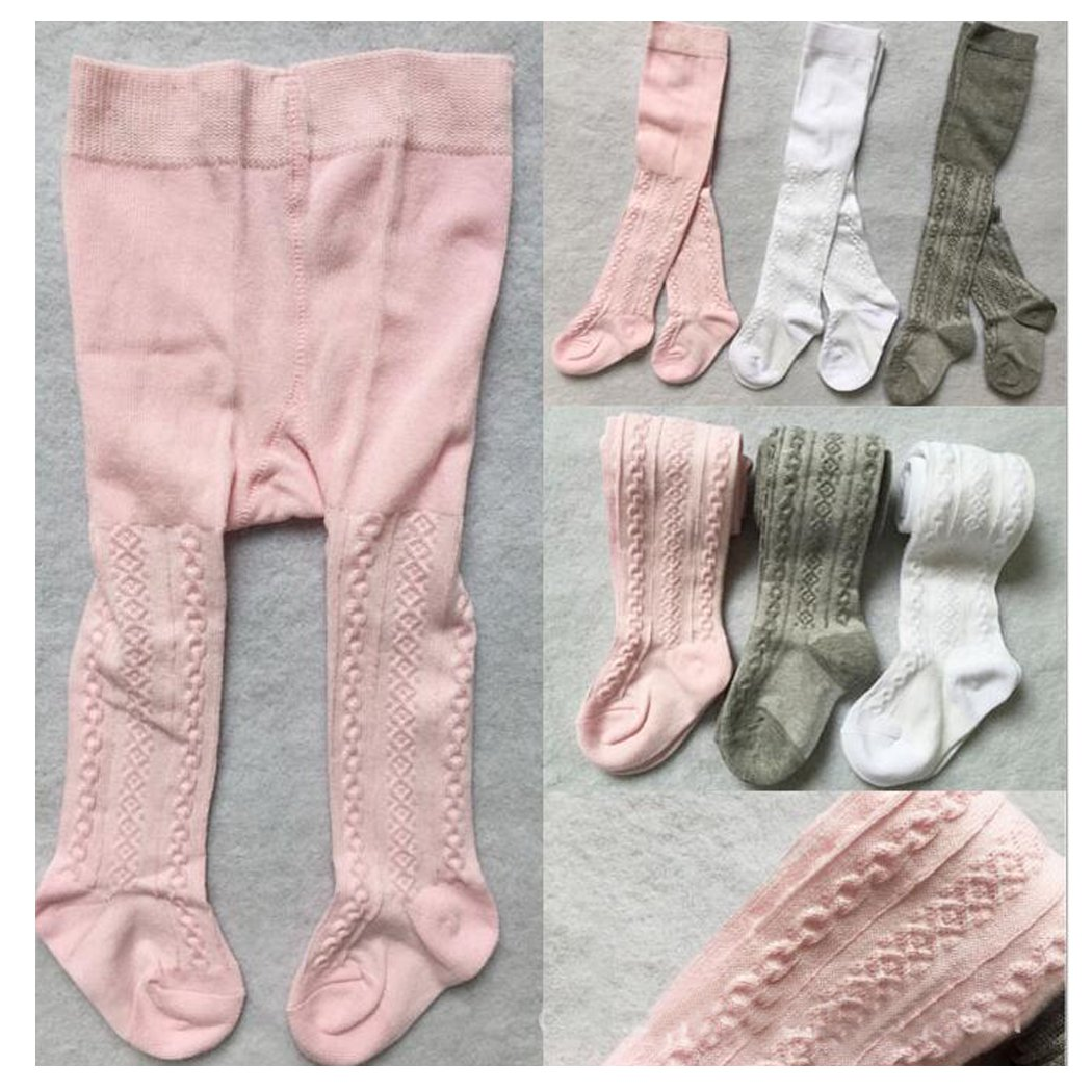 0-2T Toddler Baby Girl Cotton Stock Tights Legging Pants Panties Stockings