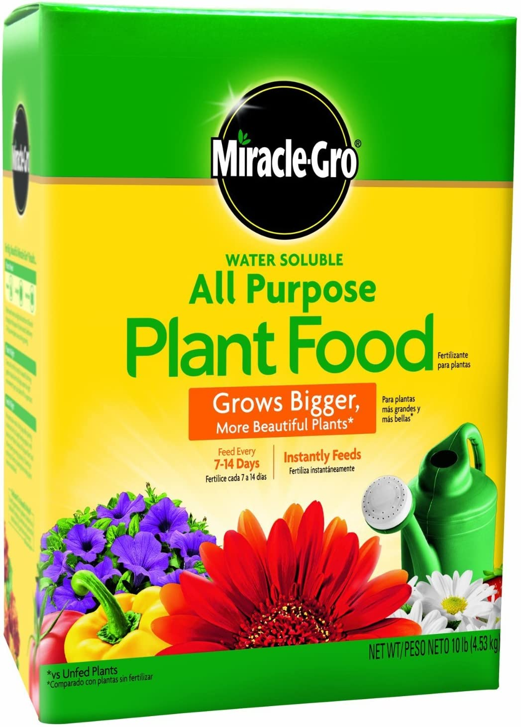 Miracle-GroAll Purpose Plant Food - 12.5 Pound