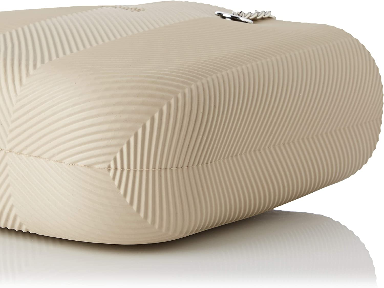 Blanc - 1209506-10ade eBuyGB Lot de 10 crochets pliants pour sac /à main portable blanc
