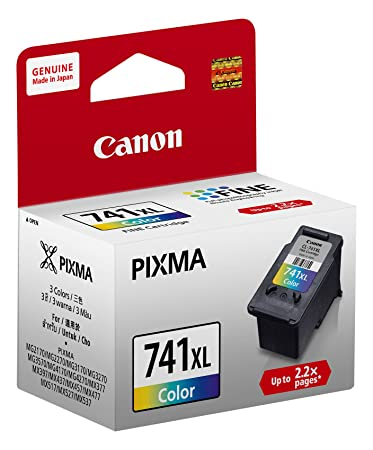 Canon CL 741XL Ink Cartridge  Color