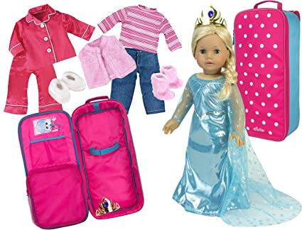 8ad85b3f3b Amazon.com  Sophia s Doll Clothing Set for 18 in Dolls with Clothing ...