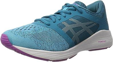 Asics T7D7N3901, Zapatillas de Running para Mujer, Azul (Aquarium/White/Orchid), 40 EU: Amazon.es: Zapatos y complementos