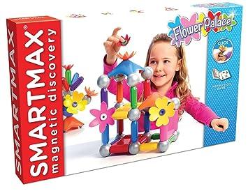 Smartmax - SMX 503 - Jeu de Construction - Smartmax Flower Palace - La Maison des