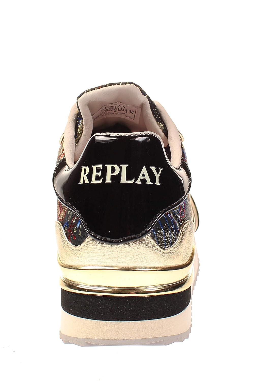 Replay Replay Replay RS63-0022S - Damen Schuhe Freizeitschuhe - 003 e36ad4