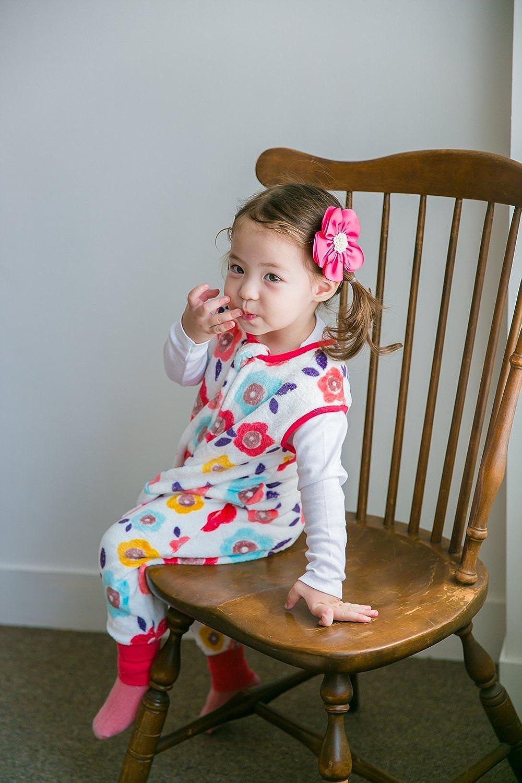 Vaenait baby 1-7Y Ultra Soft Plush Fleece Kids Girls Wearable Blanket Sleeper FBA/_SS/_091