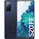 SAMSUNG Galaxy S20 FE 4G - Smartphone Android Libre, 256 GB, Color Azul [Versión española]