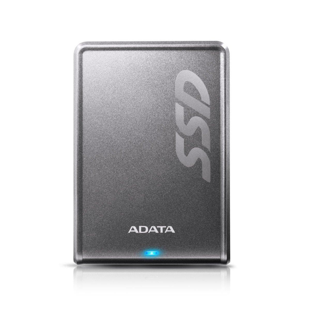 ADATA SV620 480GB USB 3.0 External Solid State Drive (ASV620-480GU3-CTI) by ADATA