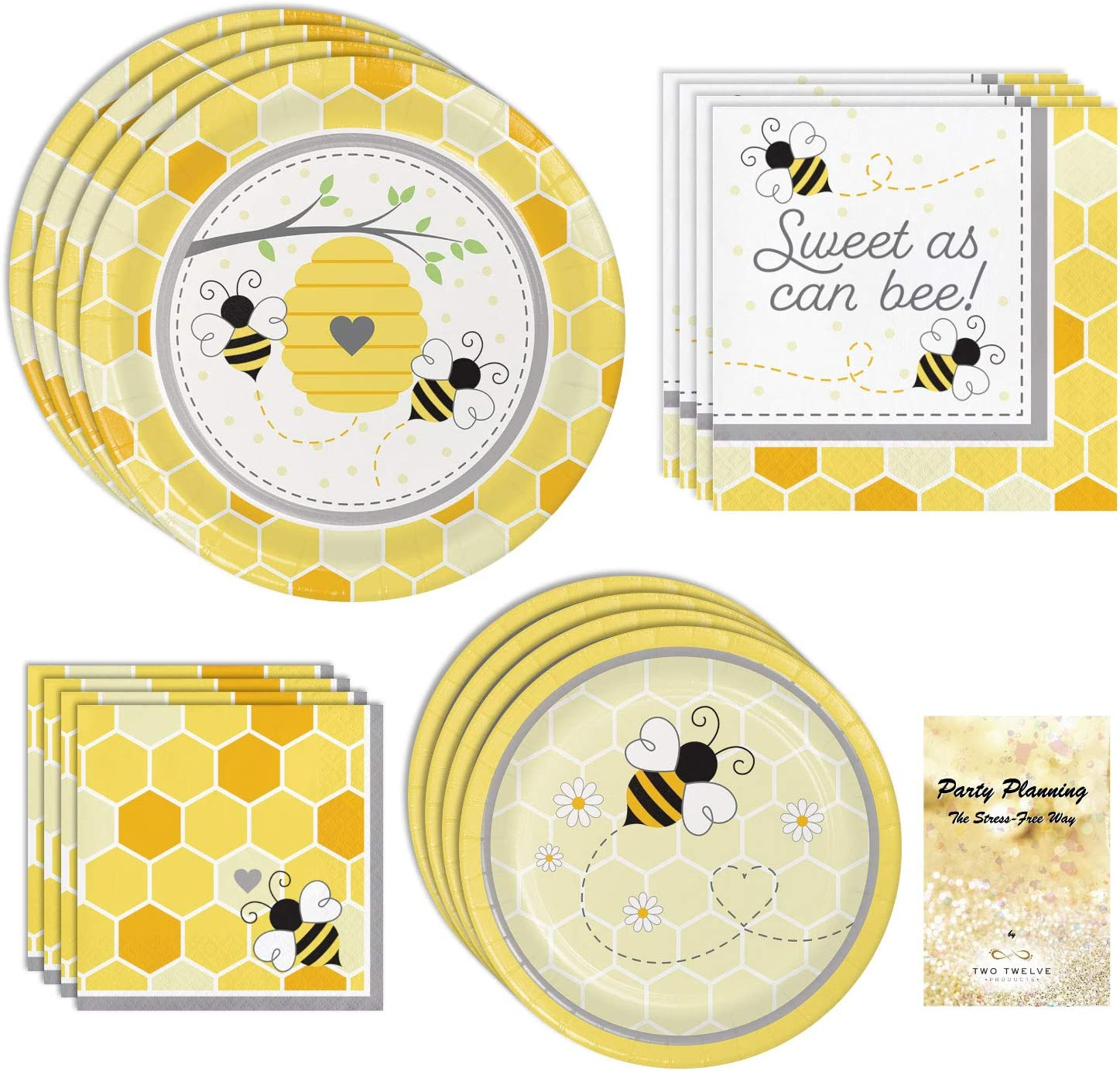 Baby Shower Party Packs (Bumblebee Baby)