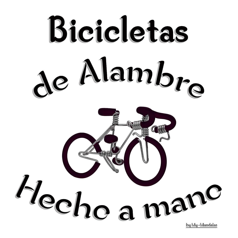 Bicicletas de Alambre, Regalos para Ciclistas, Bicicletas Hecho a ...