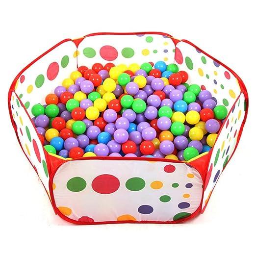 25 opinioni per Ball Pool, Palla bambino piscina pieghevoli bambini Popup Pit Balls Piscina con