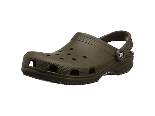 Baya, Zuecos Unisex Adulto, Marrón (Chocolate), 36/37 EU Crocs
