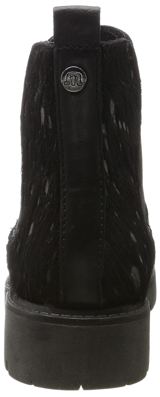 Maruti Damen Gipsy Hairon Hairon Hairon Leather Chelsea Stiefel 9b2e3b