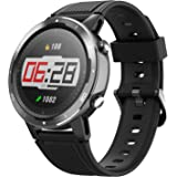 Letsfit Smart Watch, GPS Running Watch with...