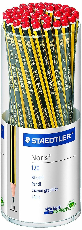 Staedtler Noris - Matita HB2, confezione da 50 120 KP50 ST
