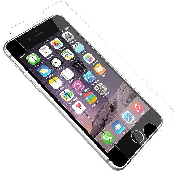 competitive price f5617 a9417 Amazon.com: OtterBox iPhone 8 Plus / 7 Plus / 6s Plus / 6 Plus Glass ...