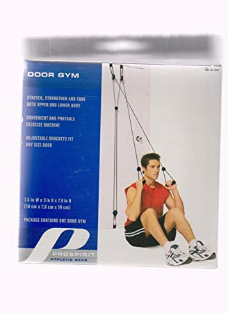 Door Gym ; Perfect Addition to any Pilates Program  sc 1 st  Amazon.com & Amazon.com : Door Gym ; Perfect Addition to any Pilates Program ...