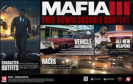 Mafia Iii Edition Collector Jeu Xbox One Games