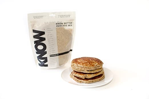 KNOW Foods- KNOW Better Mixes, Keto, Paleo, sin granos, sin ...