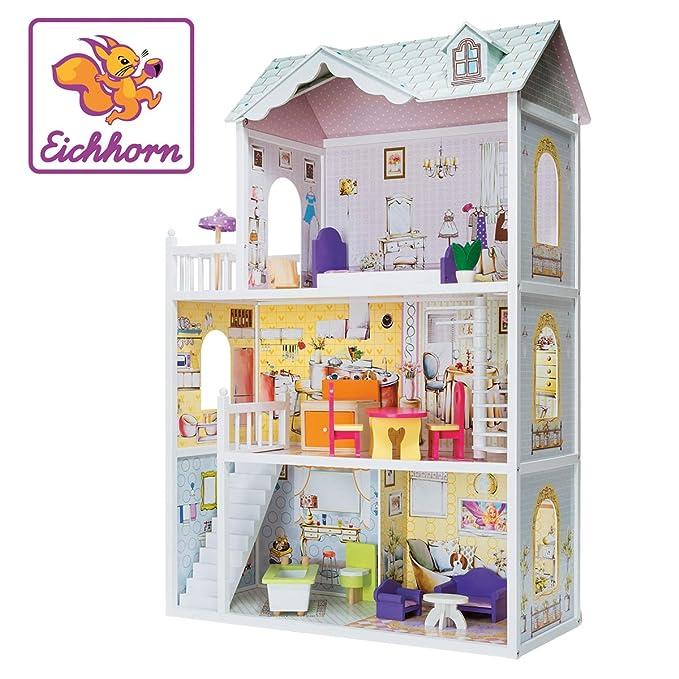 Villa Puppenhaus Bestseller - Eichhorn Puppenvilla
