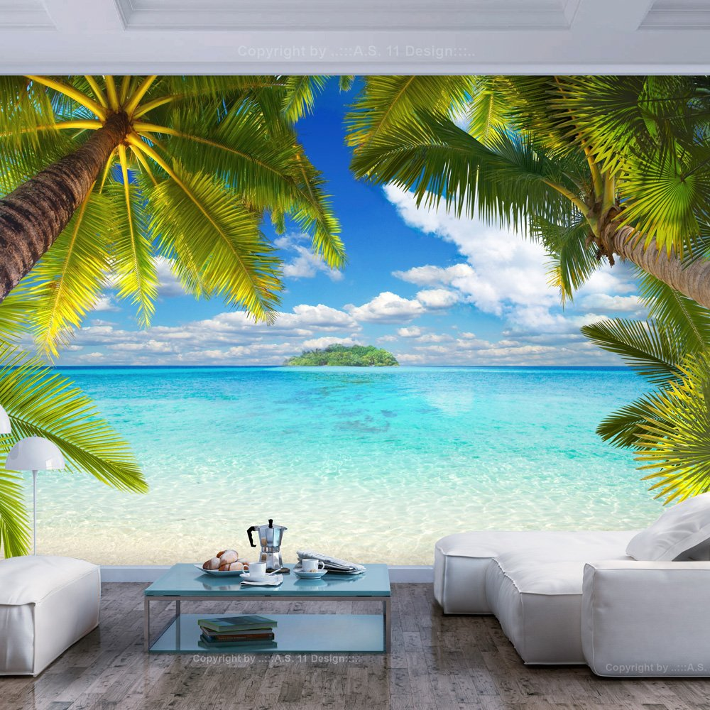 Self-Adhesive Wallpaper Removable Large Sticker Foil Wall Decor
