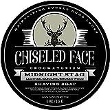 Midnight Stag - Handmade Luxury Shaving Soap From Chiseled Face Groomatorium