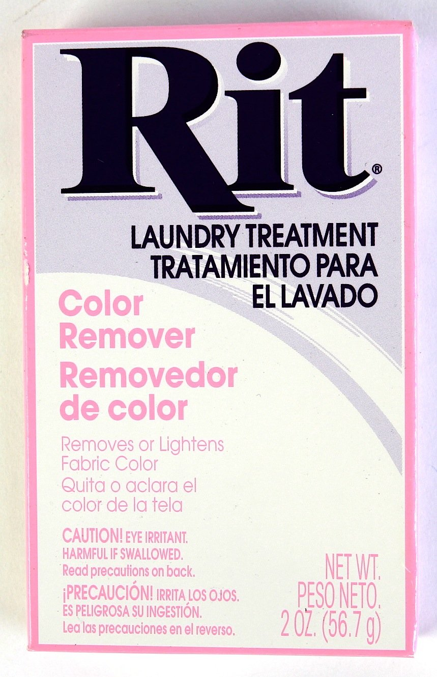 Amazon Rit Dye Powdered Fabric Dye Color Remover 2 Ounce 3 60