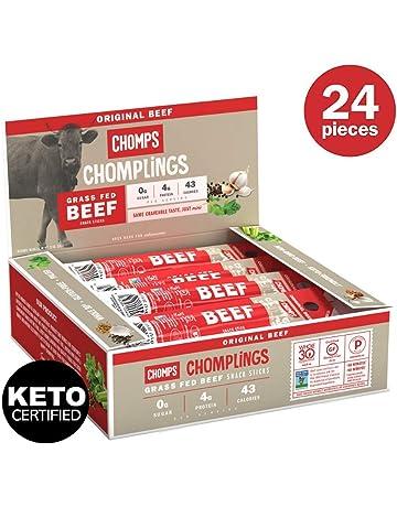Amazon com: Jerky & Dried Meats: Grocery & Gourmet Food