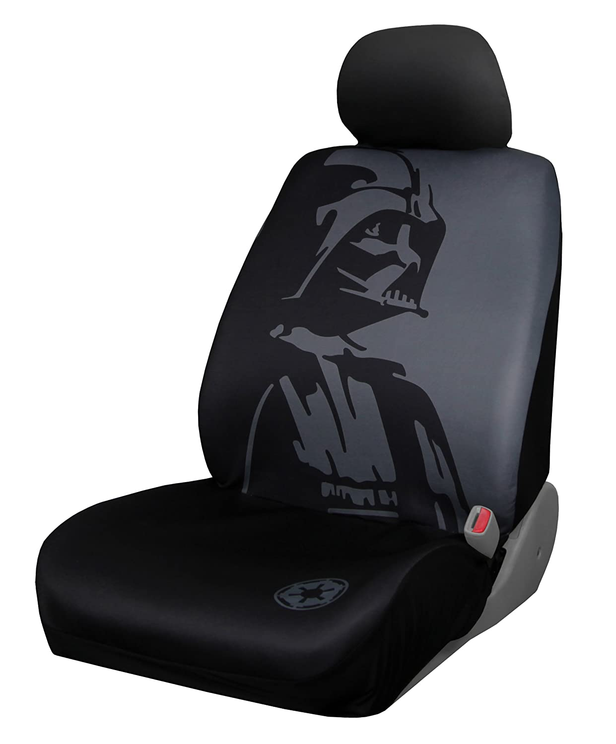 Plasticolor 006922R01 Star Wars Darth Vader Low Back Seat Cover