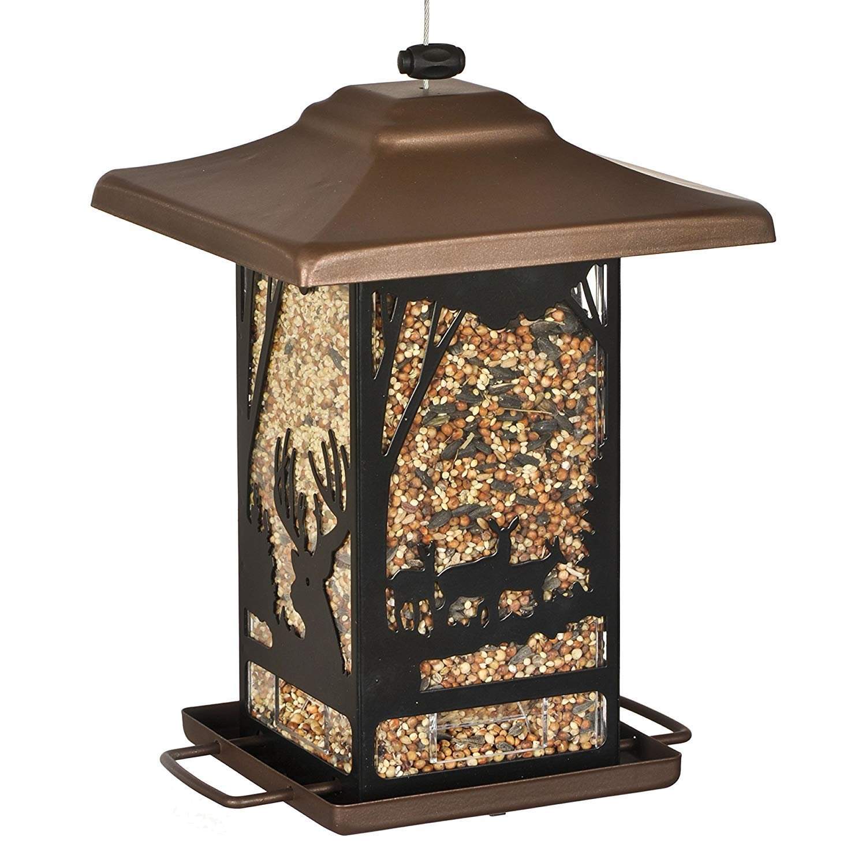 Perky-Pet 8504-2 Wilderness Lantern Wild Bird Feeder (Limited Edition)