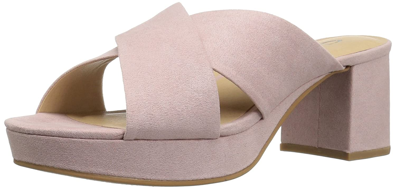 CL by Chinese Laundry Women's Kismet Platform Slide Sandal Sandal Sandal B01N5QTNJ8 6.5 M US|Rose Pink Super Suede c95287