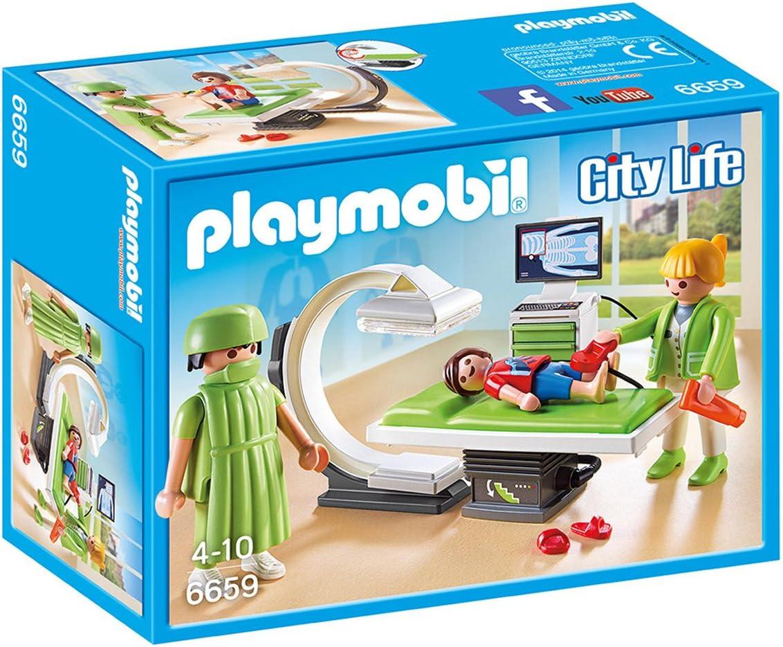 PLAYMOBIL - Sala de Rayos X (66590): Amazon.es: Juguetes y juegos