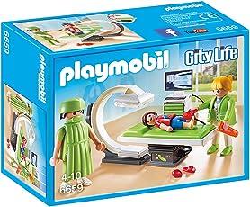 Playmobil Set de Juego Rayos-X
