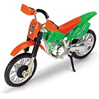 Dickie Toys 203341020 Cross Bike, Tricks, Dedo Moto