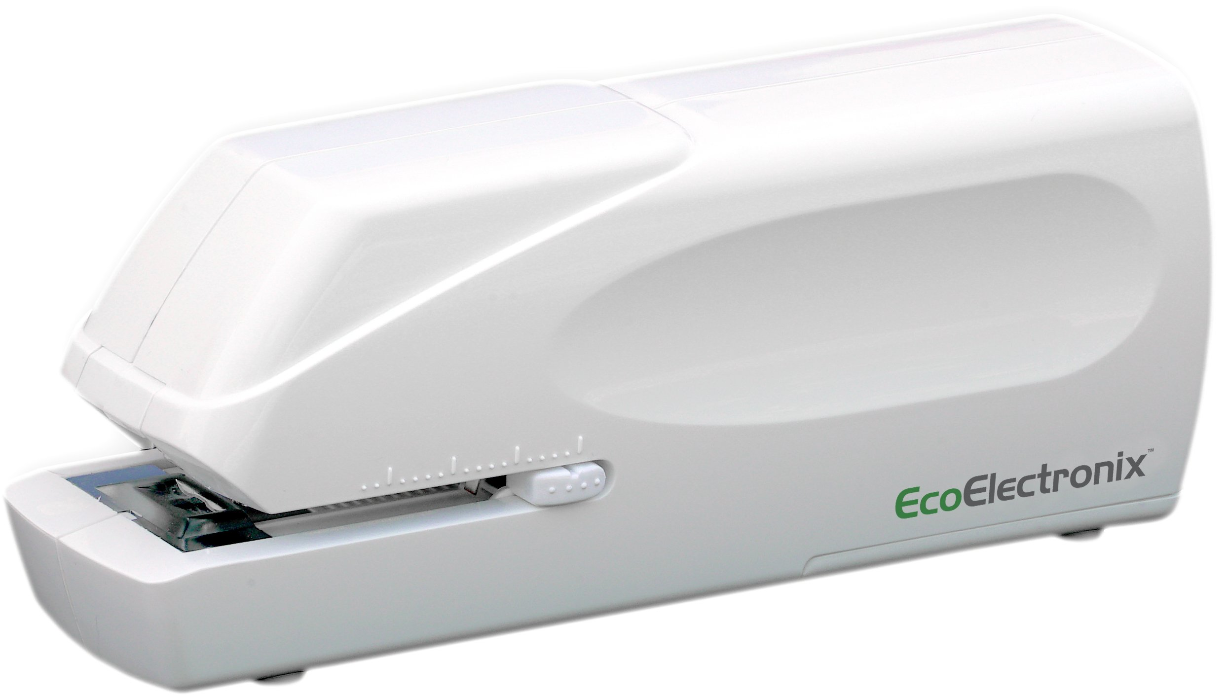 Electric Stapler Heavy Duty Automatic Stapler-25 Sheet Capacity Battery or AC Powered Battery Operated or AC Adapter(Included)