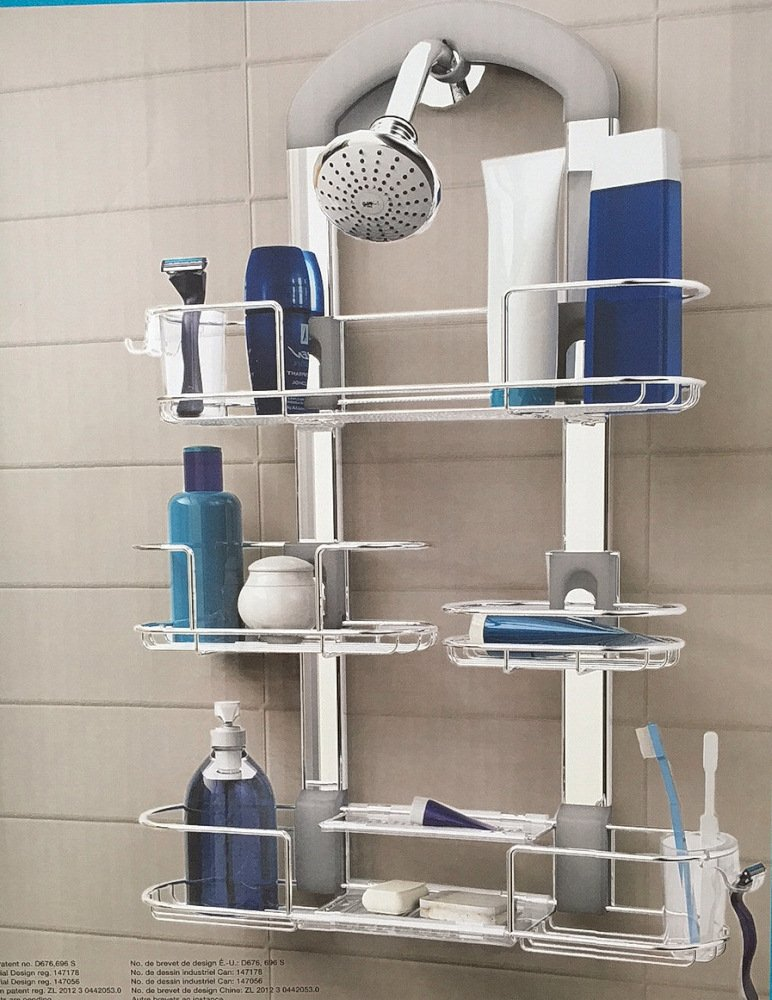 Amazon.com: Advanced Habitat Shower Caddy: Home & Kitchen