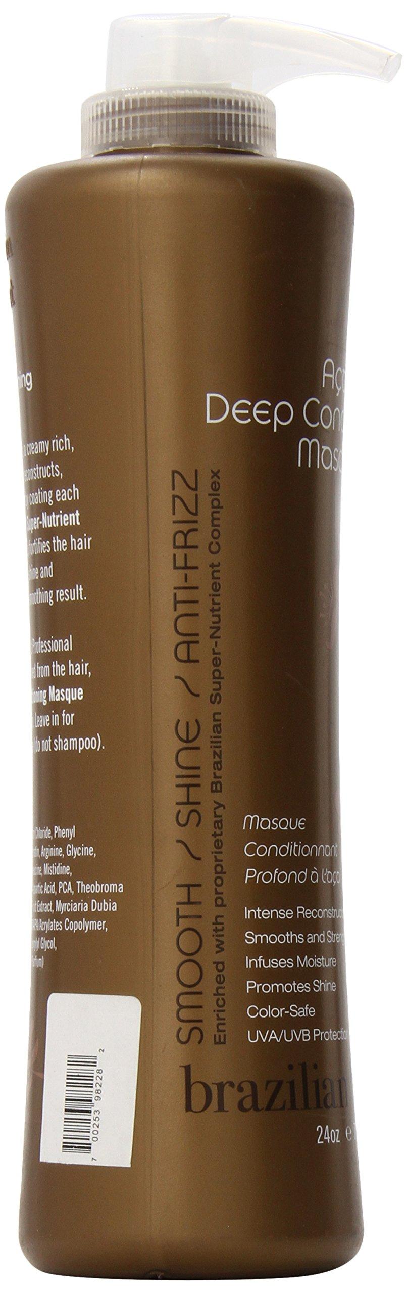 Brazilian Blowout Deep Conditioning Masque, 24 Fluid Ounce
