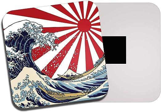 Flag of Japan Japanese Flag Fridge Magnet