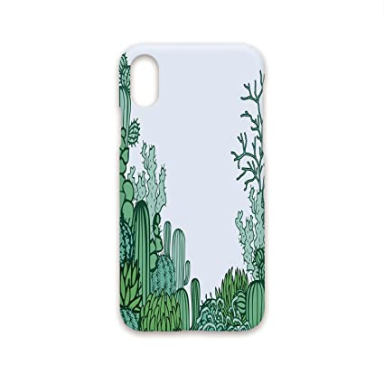 Amazon com: Phone Case Compatible with iPhone X 3D Print