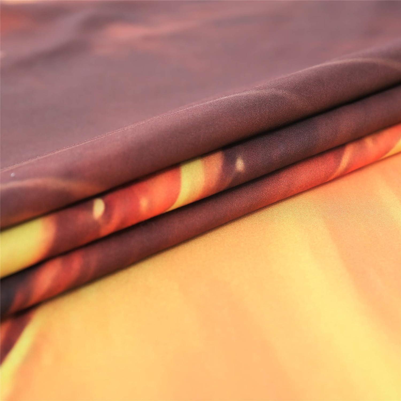 Twin 2 Pieces Fun Flamingo Bedding Breathable Decorative Quilt Cover Goodidea Kids Animal Print Duvet Cover Set