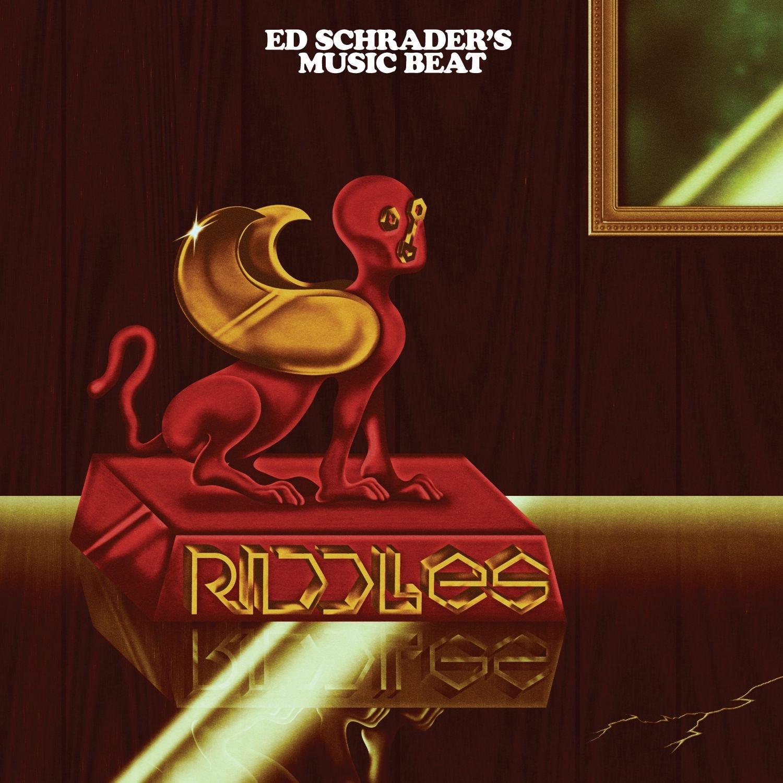 Cassette : Ed Schrader's Music Beat - Riddles (Cassette)