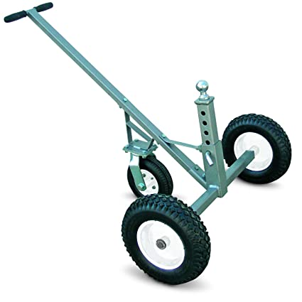 Amazon.com: Tow Tuff Adjustable Trailer Dolly with Caster: TRI ...
