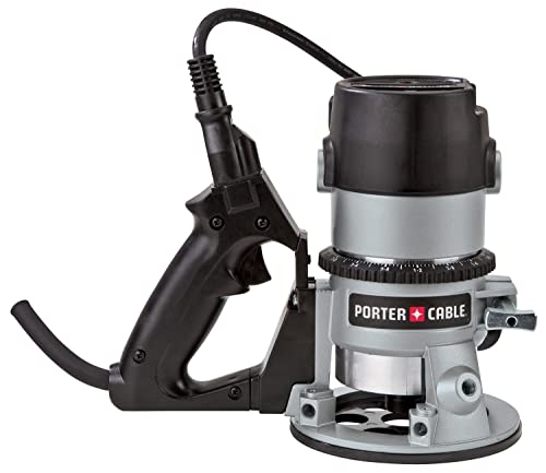 PORTER-CABLE 691 11 Amp 1-3 4-Horsepower D-Handle Router with 1 4-Inch and 1 2-Inch Collets