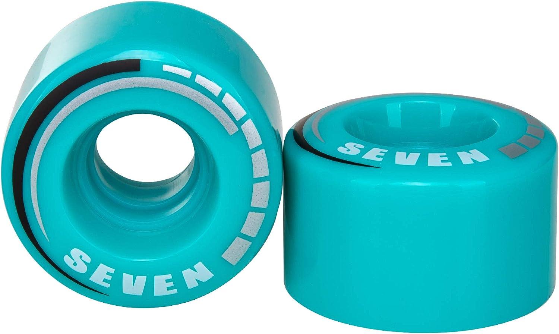 C SEVEN C7skates Roller Skate Wheels Set of 8