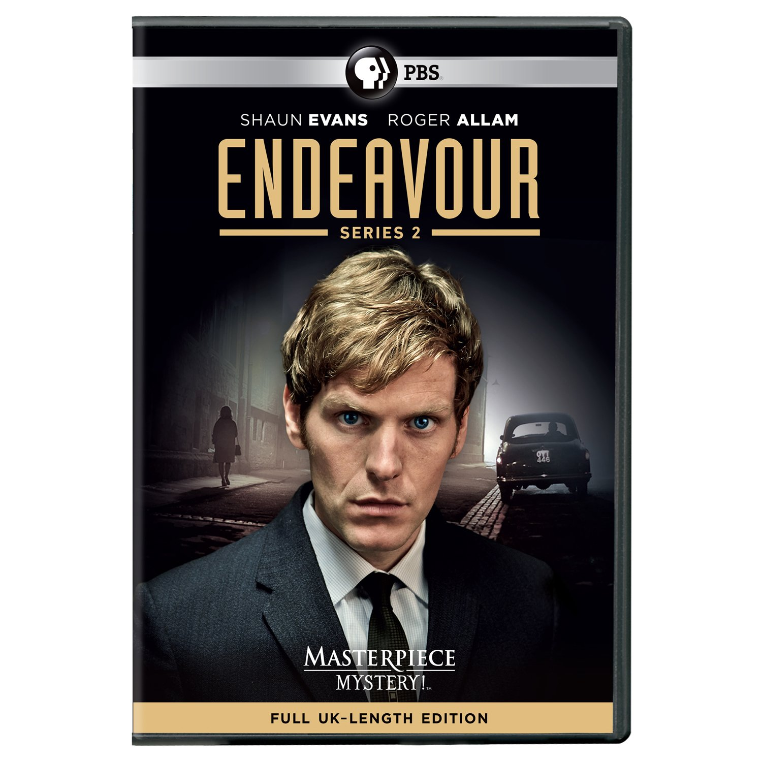 Masterpiece Mystery: Endeavour Series 2