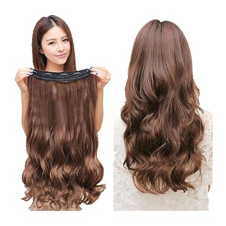 tianya largo pelucas de pelo rizado fiesta de disfraces de la mujer de aspecto Natural Peluca