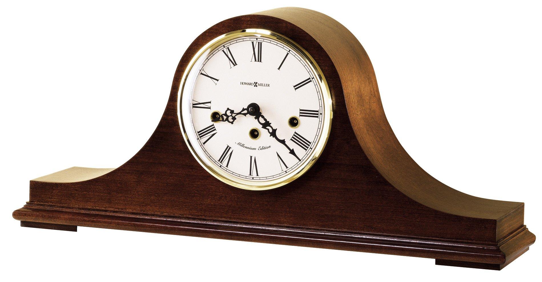 Howard Miller 630-161 Mason Mantel Clock by Howard Miller