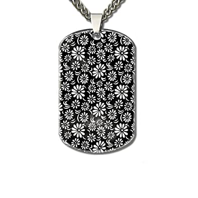 d753604dda34 Amazon.com: Patriot Necklace Pendant Jewelry Army Card Aluminum Dog Tags  22.8 Inch: Jewelry