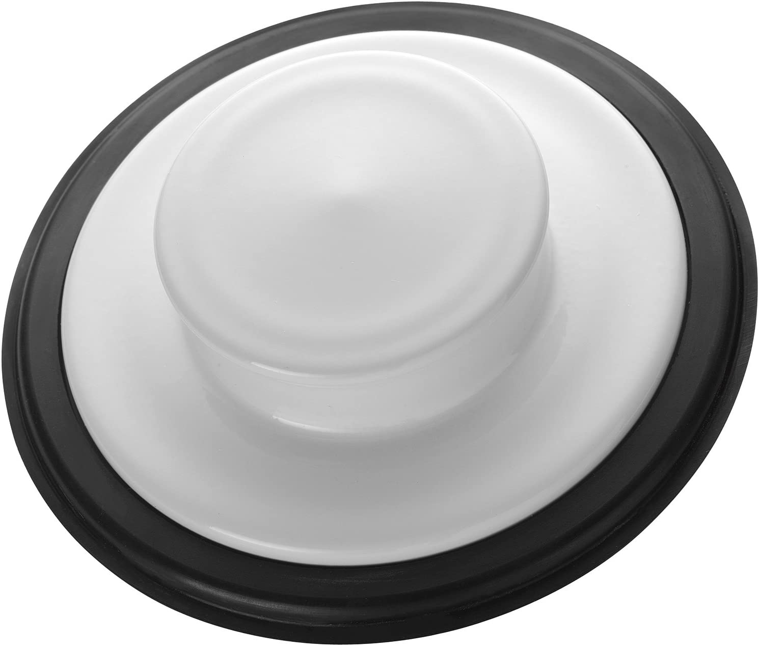 InSinkEratorSTP-WH Sink Stopper for Garbage Disposals, White